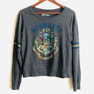 Harry Potter Hogwarts Houses Long Sleeve Tee